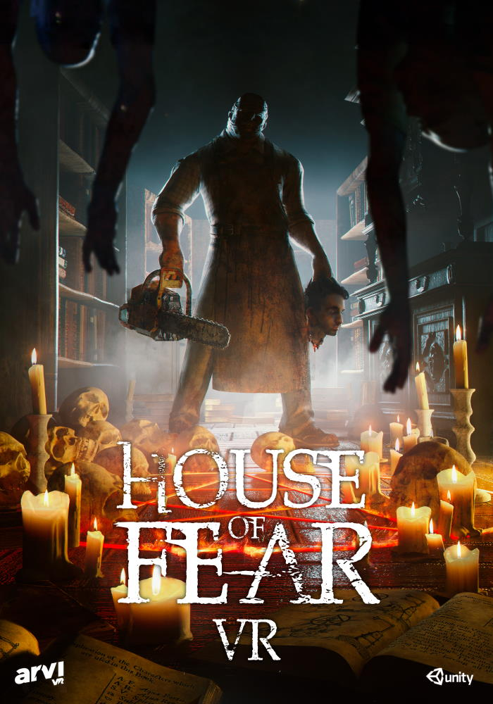 House of Fear poster